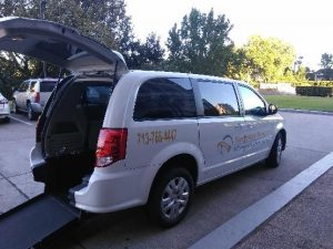 Wheelchair Transportation In Houston TX