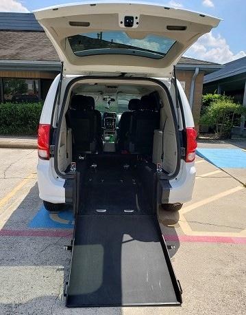 Medbridge Transport Wheelchair Van