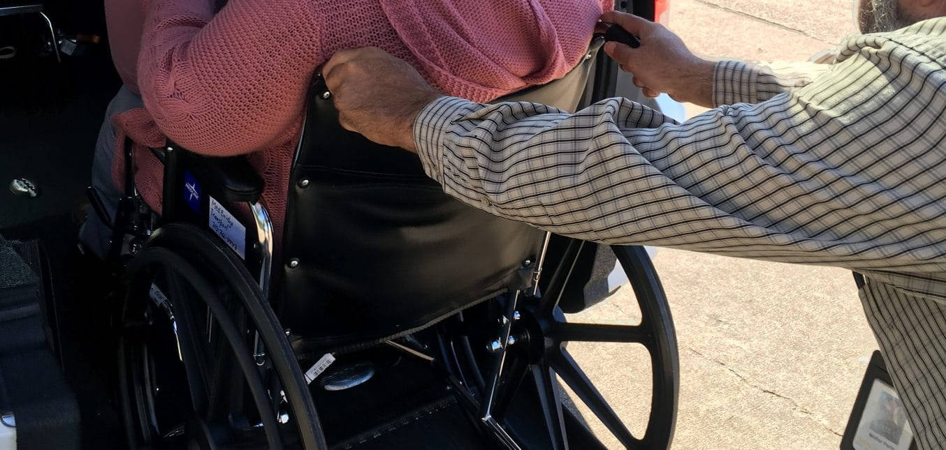 Does Uber have wheelchair accessible? What are my options?